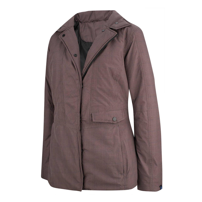 Irideon Highlands Barn Coat - Ladies - Size:XLarge Color:Espresso