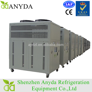 Reliable and Cheap Extrusion machine special-purpose Air coold chiller China manufacturer