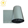 Fire resistant insulation material double reflective aluminum foil roof insulation blanket