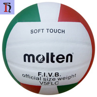 Molten 5000 PU Laminated 18 Panels Volleyball Ball Size 5 Molten Brand Name Custom Logo Best Price Volleyball Games.