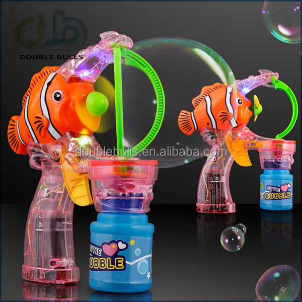 2015 Christmas Gifts , Promotional gifts soap bubble water gun