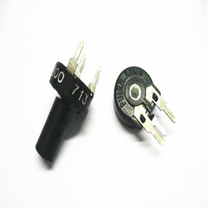 PT10 carbon film 5k ohm trimmer potentiometer