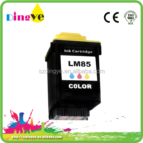 Remanufactured Ink Cartridge for LM 85 with chip