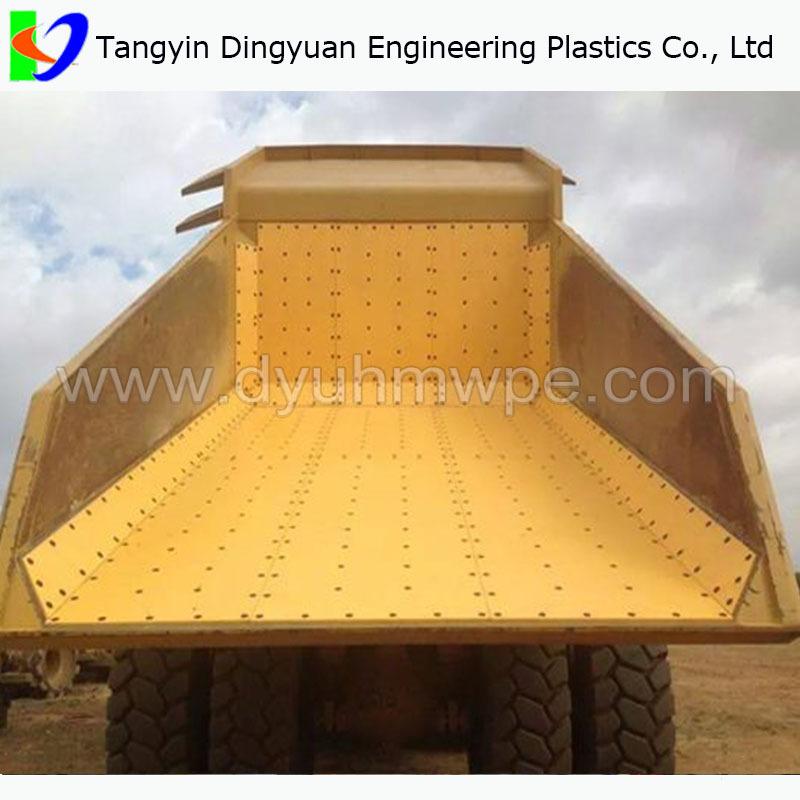 Plastic Bed Liner >> Super-slide Uhmw And Hdpe Plastic Dump Truck /trailer Bed ...