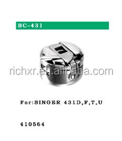 BC-431/ 410564 bobbin case for SINGER /sewing machine spare parts