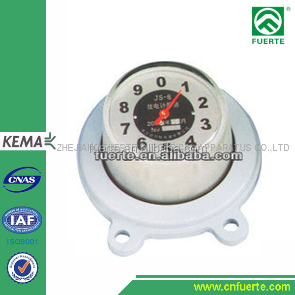 Surge Arrester Monitor Lightning arrester discharge counter