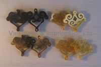 Honey Horn Necklace,Water Buffalo Horn Necklace,Horn Chain,Horn ...