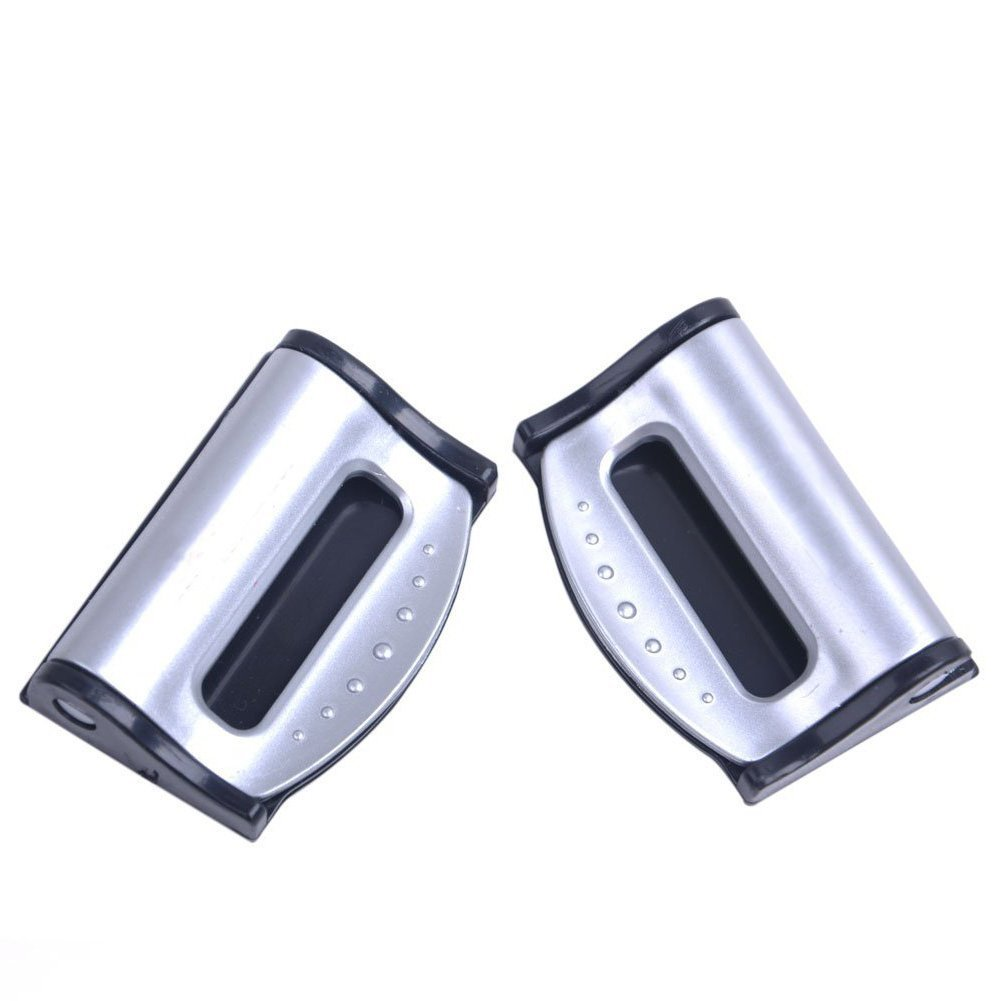 EUBEST New Universal Pair Belt Clip for Car Seat Belt/racing Satefy Seat Belt