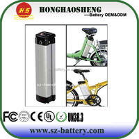 36v 10ah Li-Ion Type and in serial and in parallel Composed Type e-bike battery