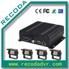 Recoda M610 AHD Mobile DVR WIIFI GPS Tracking CMS Security Alarm