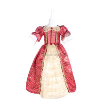 Fantastico e di buona qualità Principessa di stile dell'inghilterra <span class=keywords><strong>dress</strong></span> for kids light fantastic fantasia congelato <span class=keywords><strong>anna</strong></span> <span class=keywords><strong>dress</strong></span> costumi