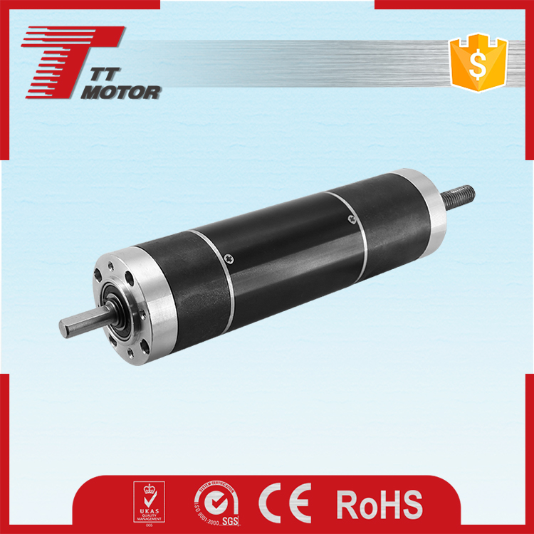 42mm high torque 24v dc planetary brushless motor for Display shelves