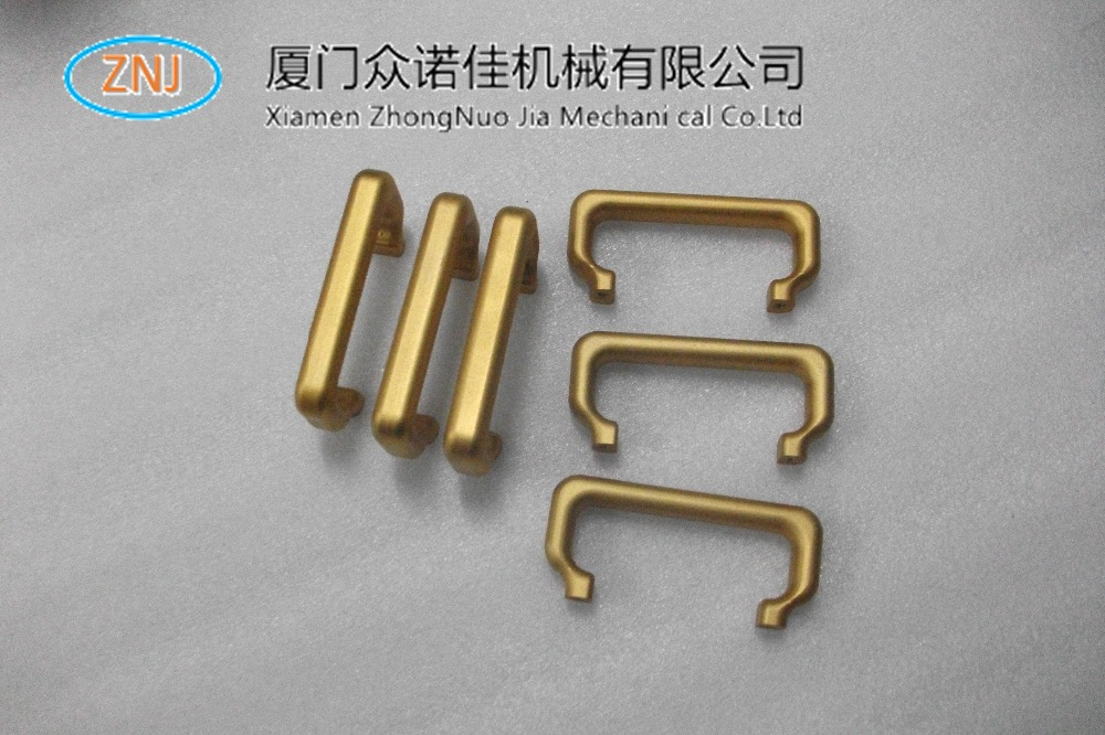 High Precision Milling Machine Parts