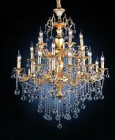 Fancy luxury crystal modern wholesale home decor items