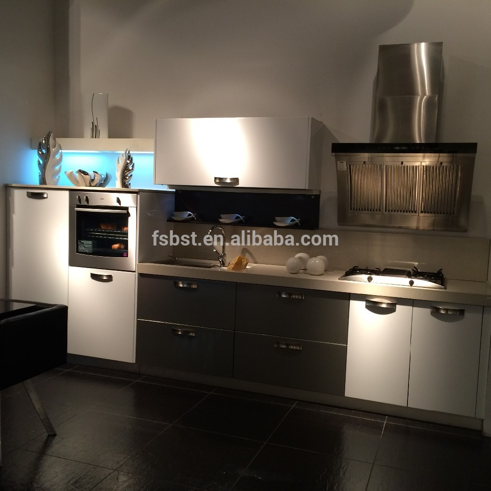 Arm Rio De Cozinha Moderno Pre Os De Alum Nio M Veis De Cozinha