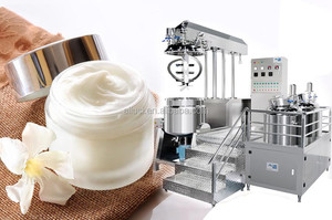 SS 316L cosmetic cream mixer, cosmetic lotion mixer, small lotion mixer cosmetic machine