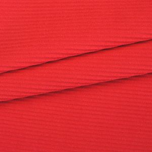 85/15 nylon spandex 4 way stretch ribbed swimwear fabric