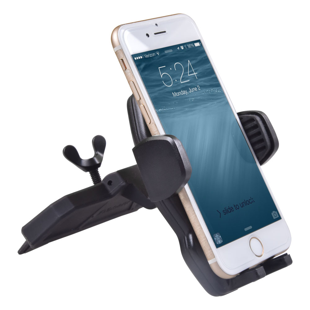 2018 Factory Wholesale Cd Slot Car Mount Universal Cell Phone Holder фото