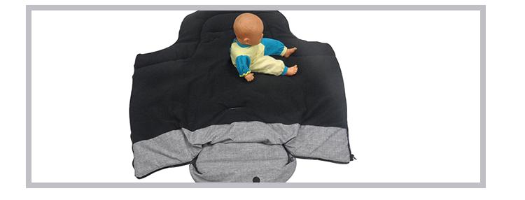 ถุงนอนเด็กกลางน้ำรุ่น TOG 3.5 unisex