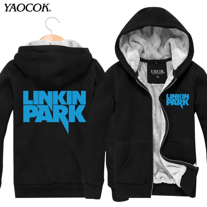 New fashion man women linkin park rock band Pullover ... |Linkin Park Vest