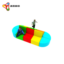 Goedkope Kids <span class=keywords><strong>Gym</strong></span> Indoor Soft Play Apparatuur