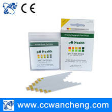 urine multi test strip, true pH test strips 4.5-9.0