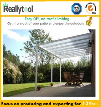 Aluminum Attached Solid Patio Covers/big Canopy/aluminum Carports/open Sun  Room Canopy