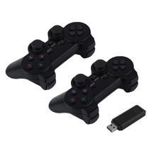 2x2.4G <span class=keywords><strong>USB</strong></span> Wireless Dual Vibration Gamepad Controller <span class=keywords><strong>Joystick</strong></span> Met 256 niveau 3D Stick Voor PC Laptop