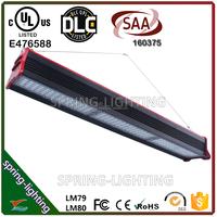 UL DLC industrial Led linear highbay light 100W 150W 200W 250W 300W 400W 500W 600W
