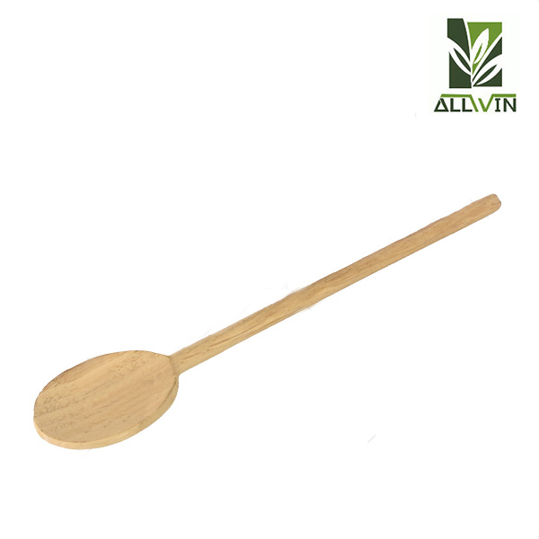 Promotion cheap beech cooking wooden spoon