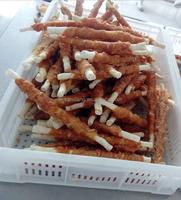 wholesale bulk pet food chicken wrapped rawhide dog dental chews orijen dog treats