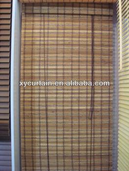 Bamboo Outdoor Roller Blind mini Blinds Buy Blind