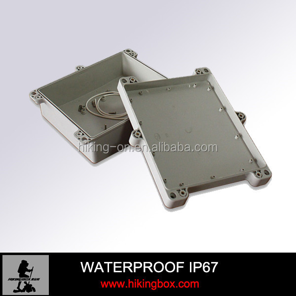 Sealed Plastic enclosures for electric and electronic equipments for US/Europe Market