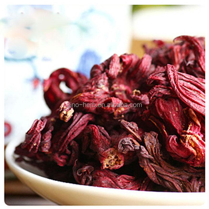 Free Sample Top Quality Dried Chinese Roselle Flower Hibiscus Sabdariffa Flower Tea - 4uTea   4uTea.com