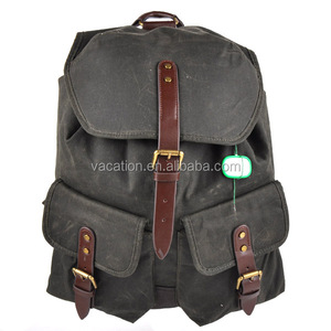 9ca56ecb3713 Canvas Hunting Backpack