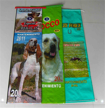 30kg 50kg Pp Woven Pet Food Sack Customized Size Human Feed Bag - Buy Human  Feed Bag,Woven Pet Food Sack,Pp Woven Sack Bag 30kg Product on Alibaba com