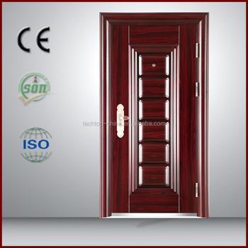 steel bedroom door security exterior gate steel main door