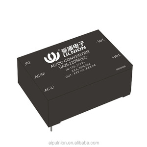 20W 25W AC to DC Power Supplies Switching Module Buck Step Down Single Output 110V 220V 240v AC to 48V 0.5A DC Converter