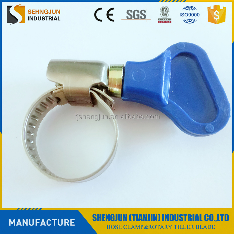 Brand new plastic key hose clamp with high quality