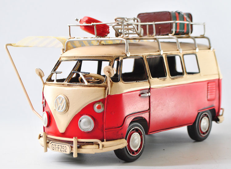 Vw Camper Van >> Handmade Vw Camper Van Vw Bus Model Dekorasi Untuk Hadiah Ulang Tahun Buy Model Bus Vw Bus Model Hadiah Ulang Tahun Product On Alibaba Com