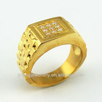 Pure Golden Ring