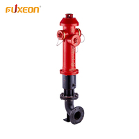 China hot sale dry barrel landing fire underground type hydrant outdoor