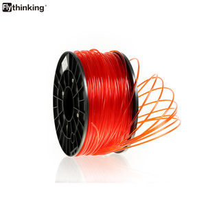 3d printer nylon brush filament paper spool new products 2018