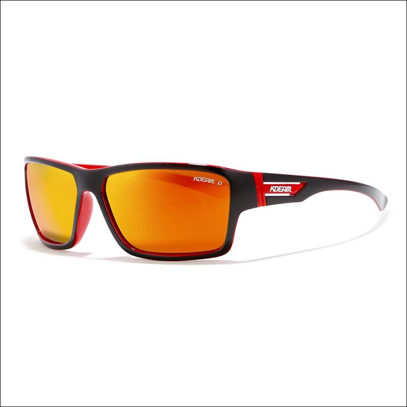 KDEAM Unisex Fashion Cycling Polarized UV400 Sunglasses Create Your Own Brand OEM Private Label lentes de sol novedades anteojos