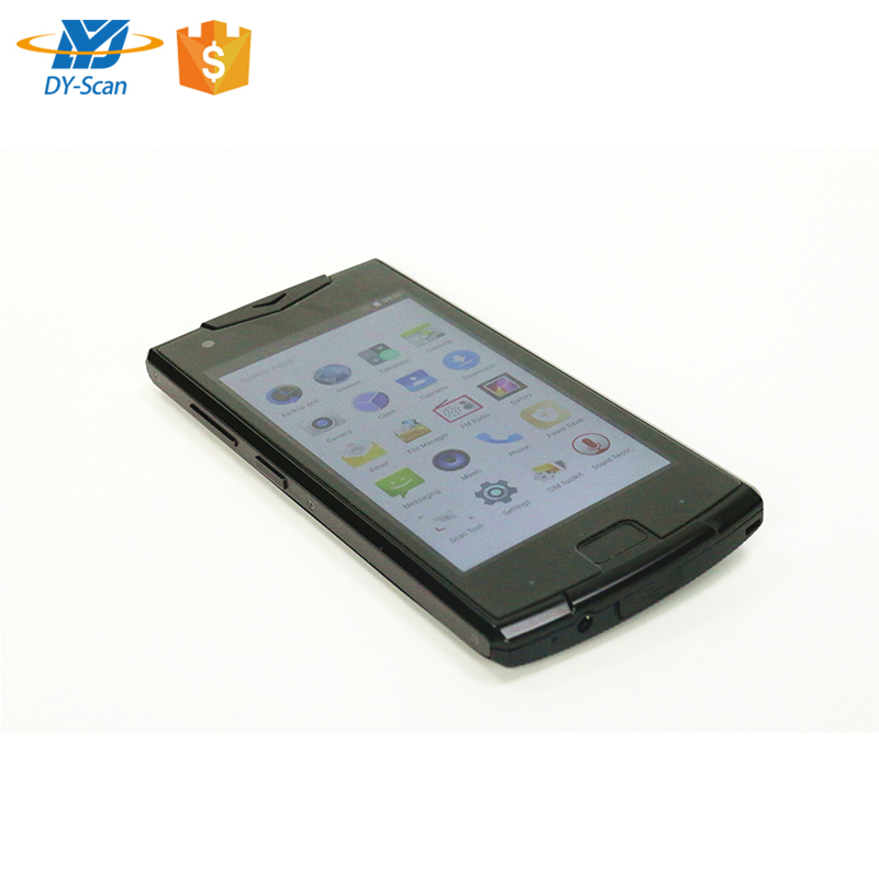 Handheld PDA With Display Android Barcode Scanner PDA Mobile Computer Data Collection Rugged