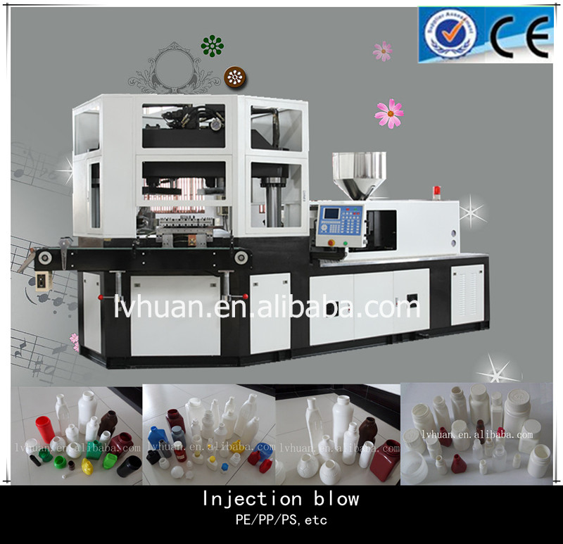 ib60 Automatic blow moulding bottle machine price to Iran