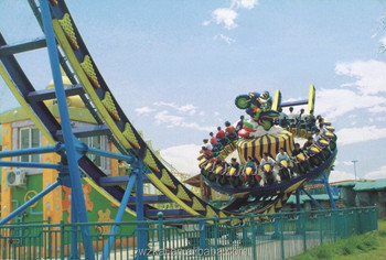 parc attraction chine