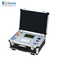 Turns ratio test of transformer turn testing meter ttr tester