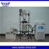small Glass reactor Glass type hydrogenation reactor