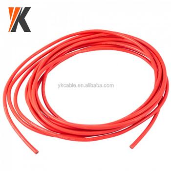 Silicone Rubber Fire Resistant Cable Multi Conductor Ultra
